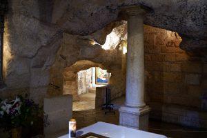 Bethlehem Milk Grotto 1