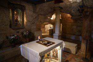 Bethlehem Milk Grotto St Charbel
