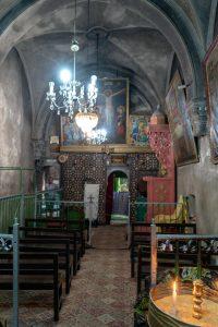 CoB_Ethiopian Church at Holy Sepulchre